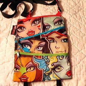 BOGO SALE🌺 Mattel Monster High Cross Body Bag